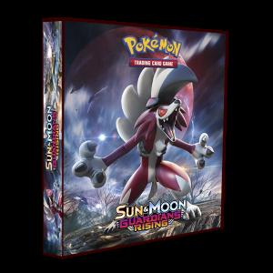 Álbum Pokémon para cards tipo fichário - SM GUARDIANS RISING