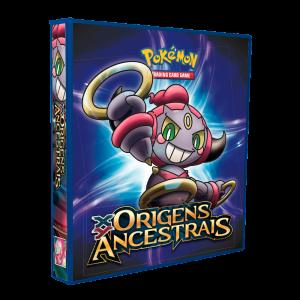 Álbum Pokémon XY ORIGENS ANCESTRAIS modelo 2