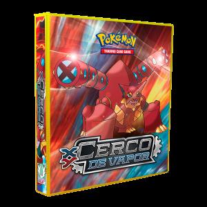 Álbum Pokémon XY 11 CERCO DE VAPOR modelo 1