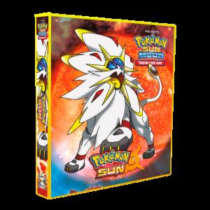 Álbum Pokémon SUN & MOON modelo 1