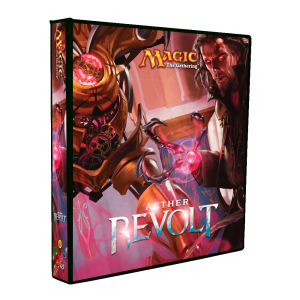 Álbum Magic  -  EATHER REVOLT... modelo 1