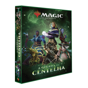 Álbum Magic GUERRA DA CENTELHA