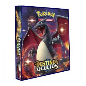ALBUM Pokémon para cards tipo fichário - SOL & LUA Destinos Ocultos