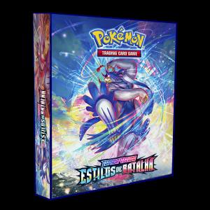 Álbum Pokémon ESPADA&ESCUDO; Estilos de Batalha