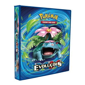 Álbum Pokémon EVOLUÇÕES