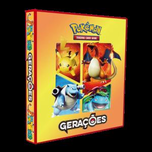 Álbum Pokémon GERAÇÕES
