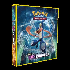 Álbum Pokémon SOL & LUA Luz Proibida