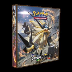 Álbum Pokémon SOL & LUA Ultra Prisma