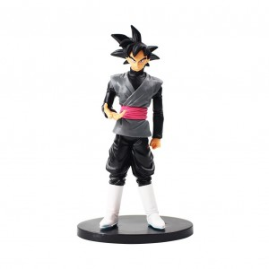 Action Figure DRAGON BALL BLACK GOKU (20 cm) (modelo 1) - Importada