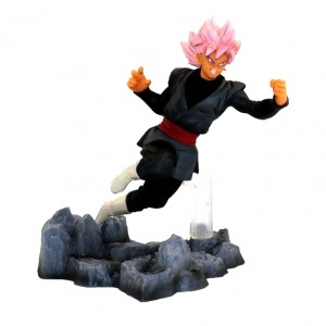 Action Figure DRAGON BALL BLACK GOKU SOUL (16 cm) - Importada