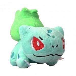 Pelúcia Turma Pokémon BULBASAUR (18cm) - Importada