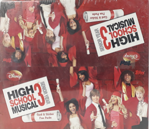 High School Music Hobby Box (24/07)