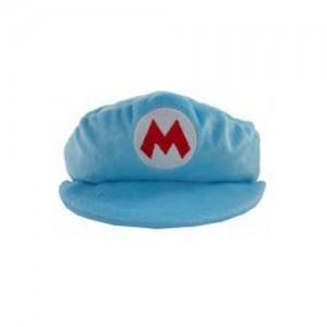 Chapéu Turma Mario Bros MARIO BROS ICE AZUL (15cm)