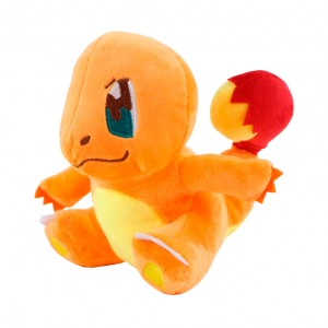 Pelúcia Turma Pokémon CHARMANDER (20 cm) - Importada