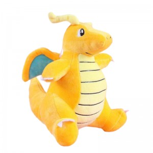 Pelúcia Turma Pokémon DRAGONITE MEGA (20 cm) - Importada