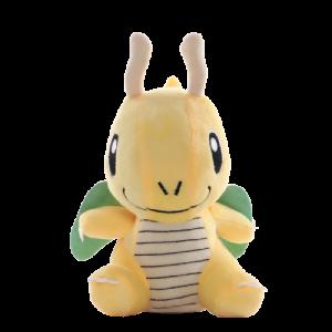 Pelúcia Turma Pokémon SUPER DRAGONITE (20 cm) - Importada