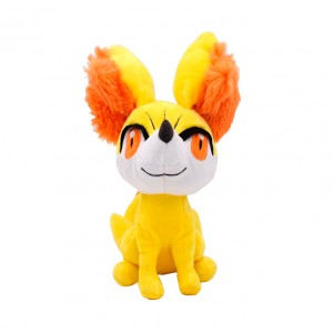 Pelúcia Turma Pokémon FENNEKIN  (18 cm) - Importada