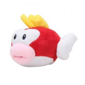 Pelúcia Turma Mario Bros FISH MINI (15 cm) - Importada