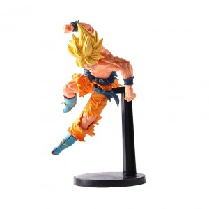 Action Figures DRAGON BALL GOKU TORN JUMP (22 cm) - Importada