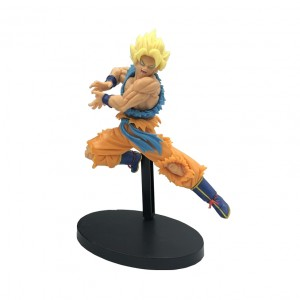 Action Figures DRAGON BALL GOKU TORN DANCE (20 cm) - Importada