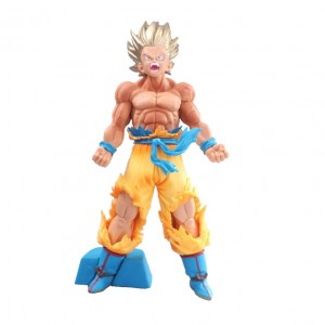 Action Figures DRAGON BALL GOKU GOLD (20 cm) - Importada