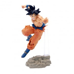 Action Figures DRAGON BALL GOKU TORN BLACK (22 cm) - Importada