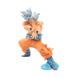 Action Figures DRAGON BALL GOKU SILVER (16 cm) (modelo 3) - Importada