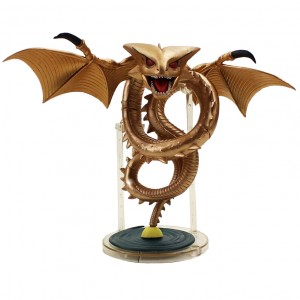 Action Figure DRAGON BALL SHENRON GOLD (17 cm) - Importada