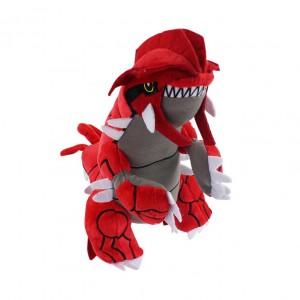 Pelúcia Turma Pokémon GROUDON (30 cm) - Importada