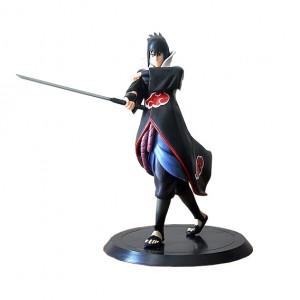 Action Figure NARUTO ITACHI UCHIHA (18 cm) - Importada