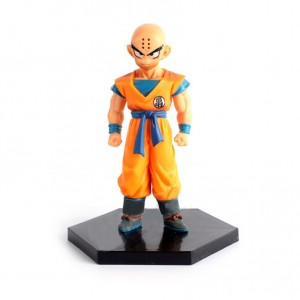 Action Figure DRAGON BALL KURIRIN (12 cm) - Importada