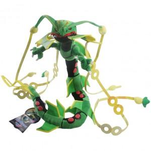 Pelúcia Turma Pokémon MEGA RAYQUAZA (83 cm) - Importada