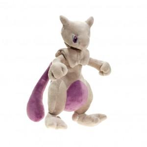 Pelúcia Turma Pokémon MEWTWO MEGA (25 cm) - Importada