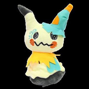 Pelúcia Turma Pokémon MIMIKYU HALLOWEEN (27 cm) - Importada
