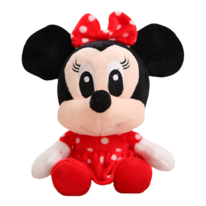 Pelúcia Turma do Mickey MINNIE (18 cm) - Importada
