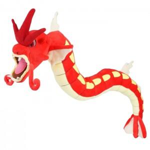 Pelúcia Turma Pokémon RED GYARADOS (60 cm) - Importada
