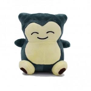 Pelúcia Turma Pokémon SNORLAX MINI (15 cm) - Importada