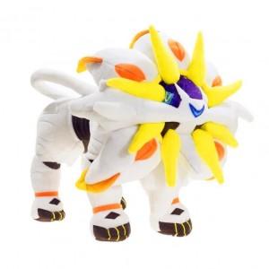 Pelúcia Turma Pokémon SOLGALEO (30 cm) - Importada