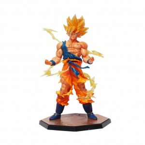 Action Figure DRAGON BALL SON GOKU (18 cm) (modelo 3) - Importada