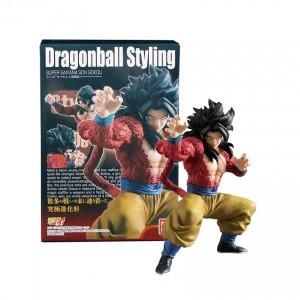 Action Figure DRAGON BALL SUPER SON GOKU (16 cm) - Importada