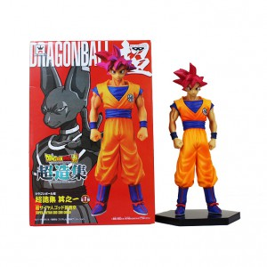 Action Figure DRAGON BALL SON GOKU (16 cm) (modelo 1) - Importada