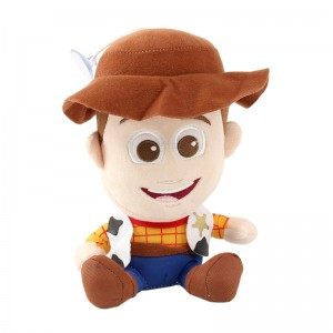 Pelúcia Toy Story WOOD (20 cm) - Importada