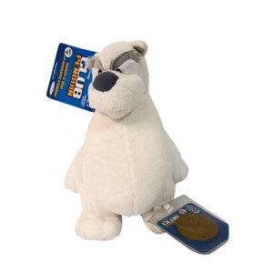Pelúcia Club Penguin - URSO POLAR (15cm)