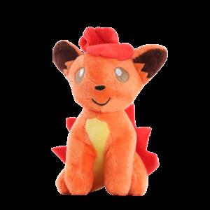 Pelúcia Turma Pokémon VULPIX MINI  (13 cm) - Importada