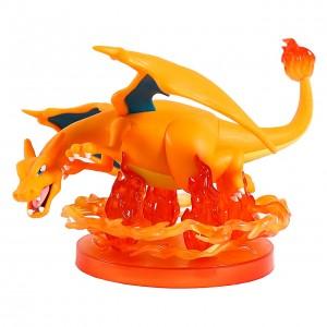 Estátua Pokémon Charizard (12 cm) - Importada