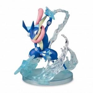 Estátua Pokémon Greninja (12 cm) - Importada