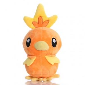 Pelúcia Turma Pokémon MEGA TORCHIC (20 cm) - Importada