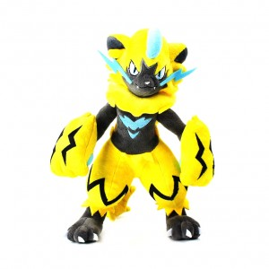 Pelúcia Turma Pokémon ZERAORA (30 cm) - Importada