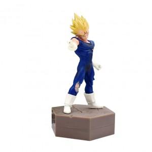 Action Figure DRAGON BALL VEGETTO (16 cm) (modelo 2) - Importada