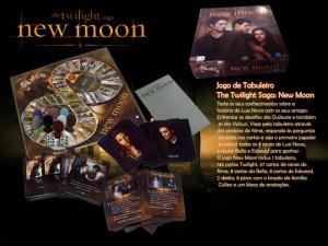 Jogo Saga Crepúsculo: Lua Nova - Importado